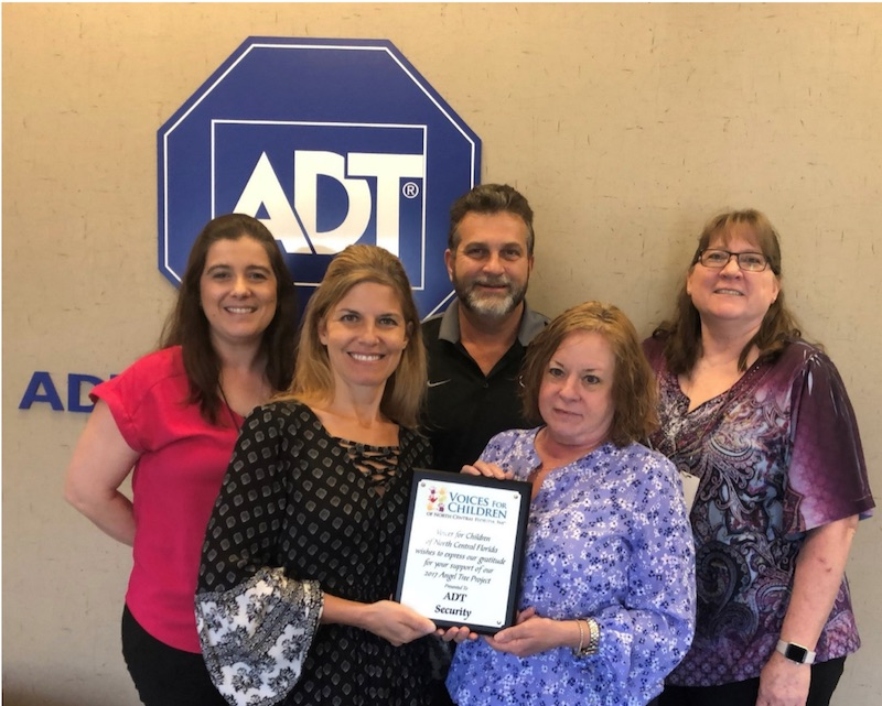 Representatives of ADT