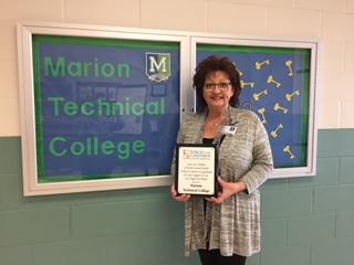 Deborah Salerno of Marion Technical College