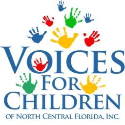 Voices for Children of North Central Florida logo