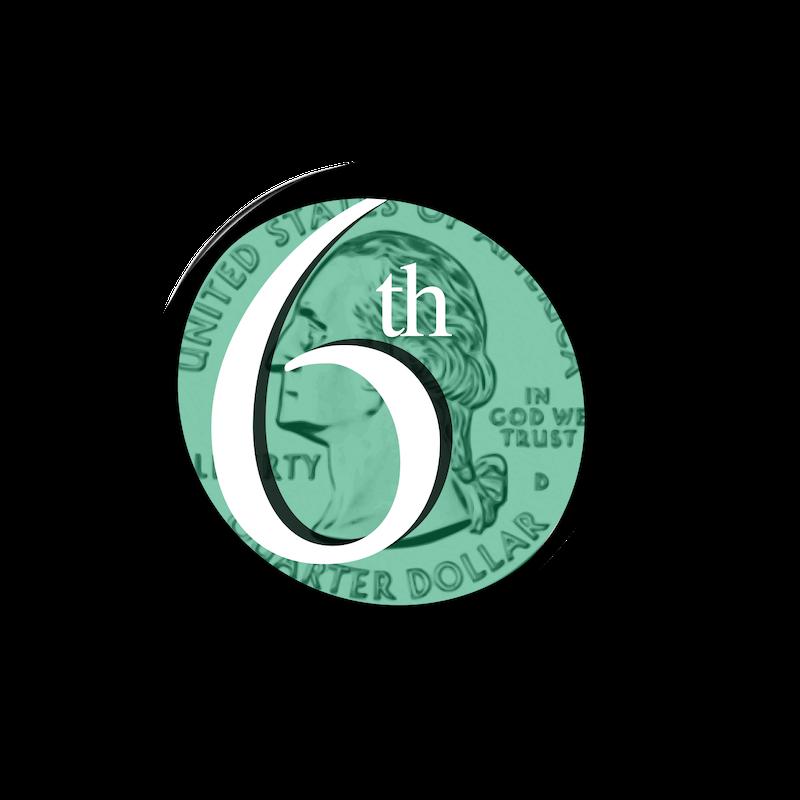 6th Annual Quarter Auction logo