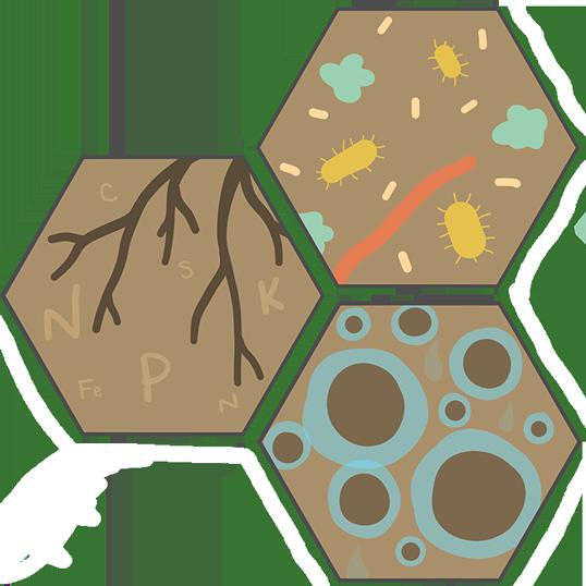 Building healthier soil