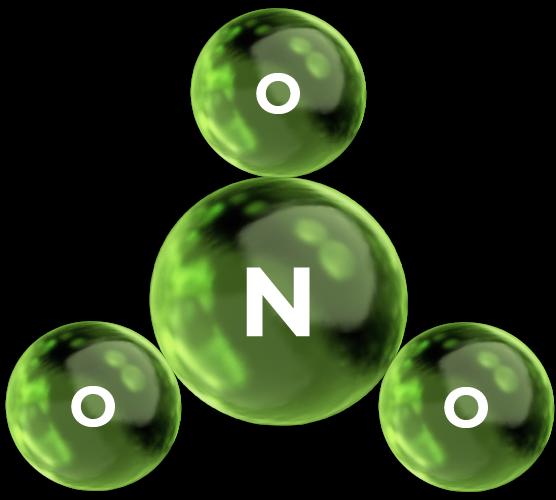 nitrate nitrogen molecular compound