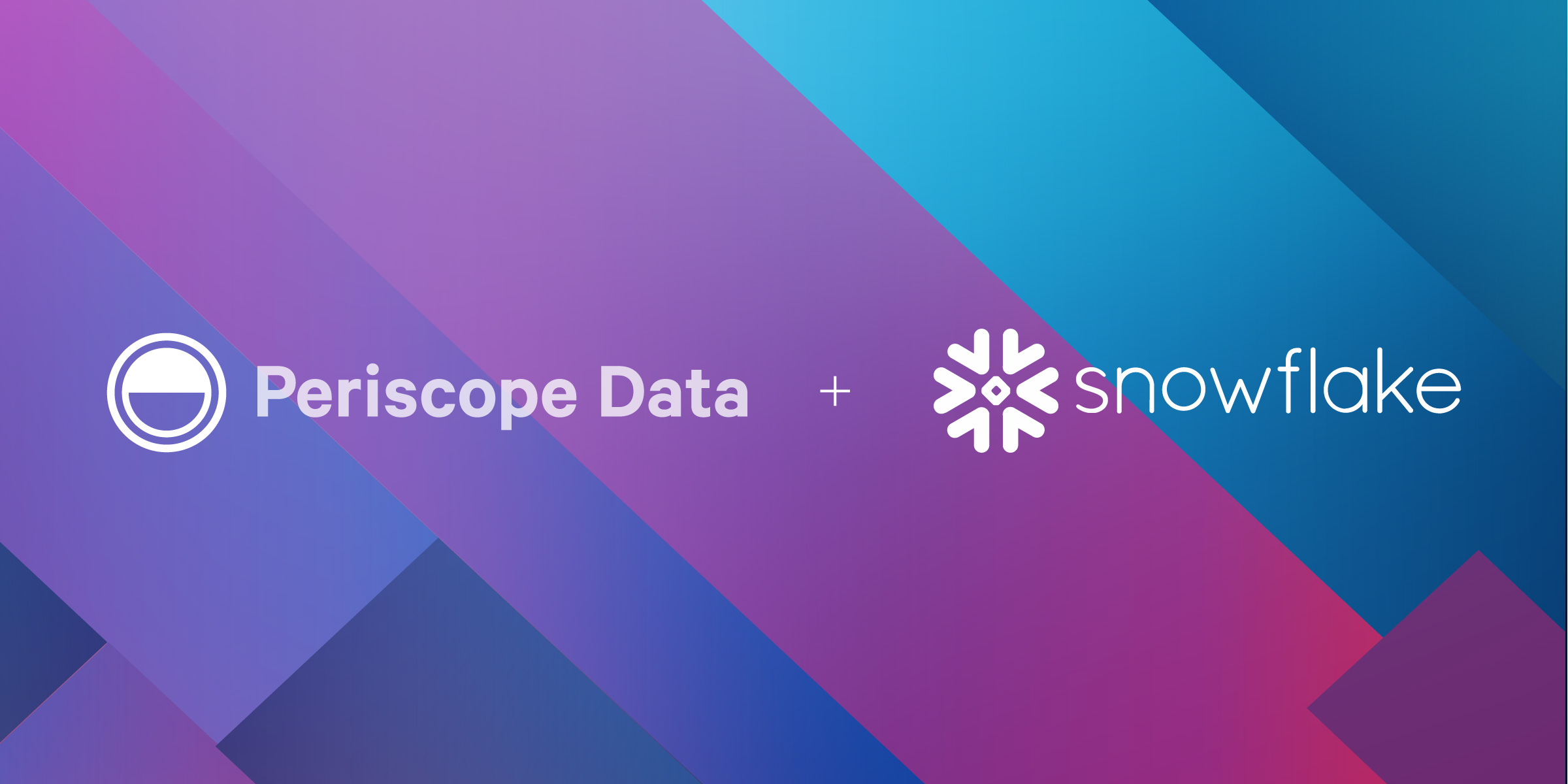 A Partnership Made in the Cloud: Periscope Data + Snowflake