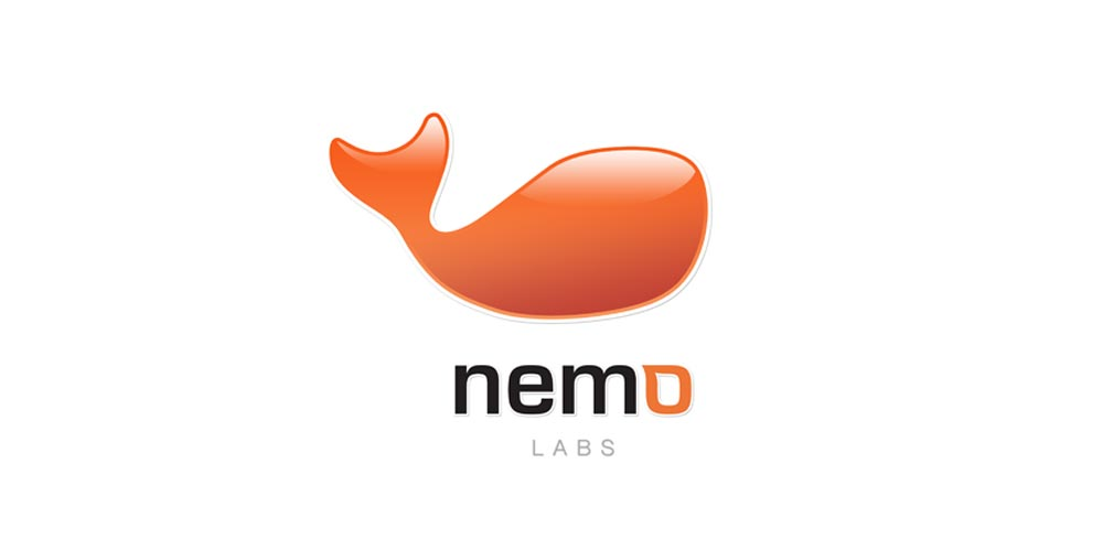 Nemo Labs logo design