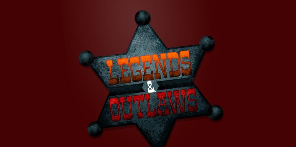 Legends and Outlaws logo design