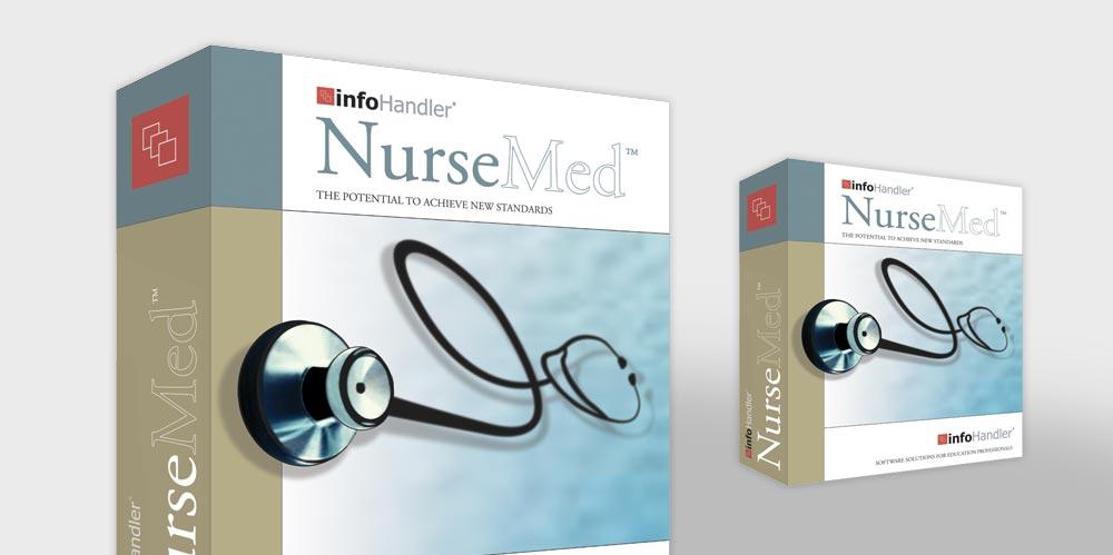 InfoHandler NurseMed packaging