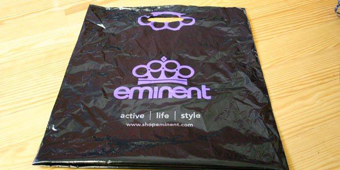 Eminent bag design
