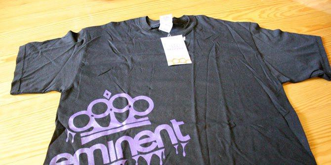 Eminent shirt design