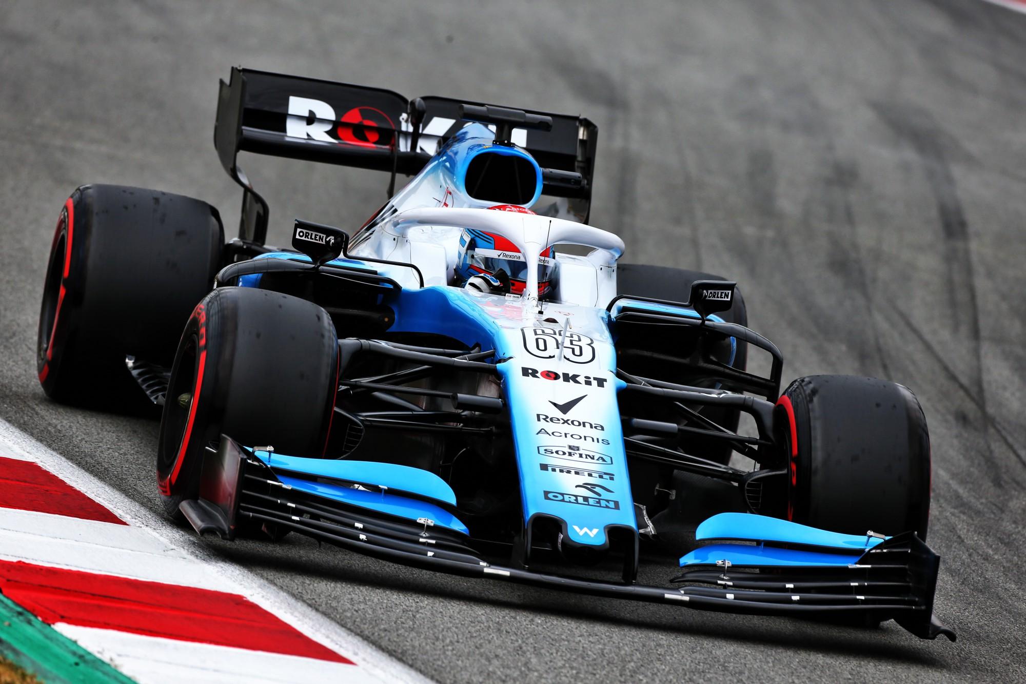 F1 2018 Helmet Mod