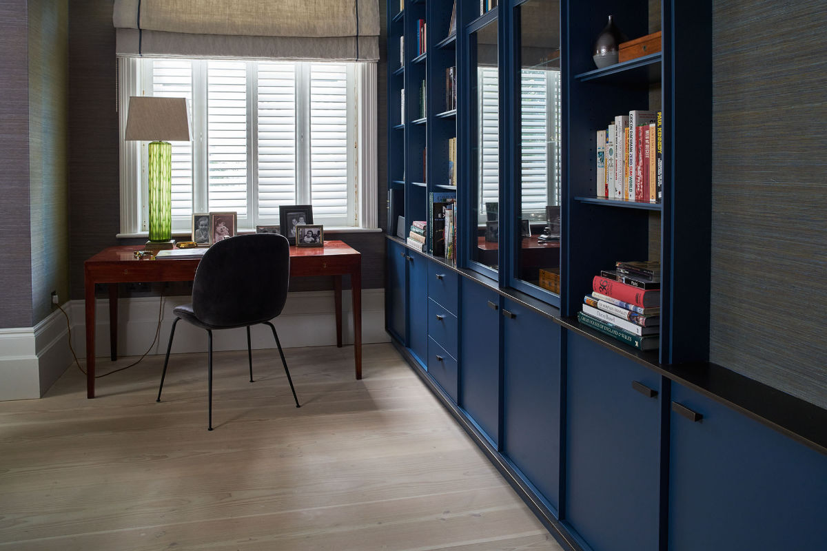 High-end, bespoke joinery London   Ark Joinery Project