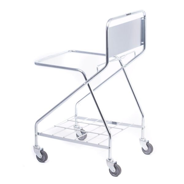 Rekola Motion PyykkiV is our laundry trolley. It can be used to store clean or dirty laundry.