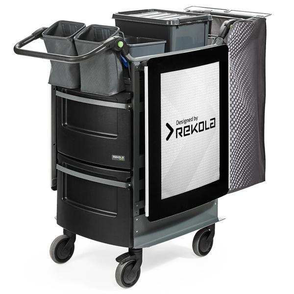 Rekola Motion M3.1 Cleaning trolley