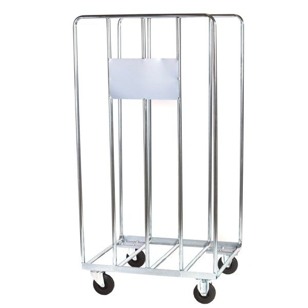 Motion M5 Pahv1 waste collection trolley.