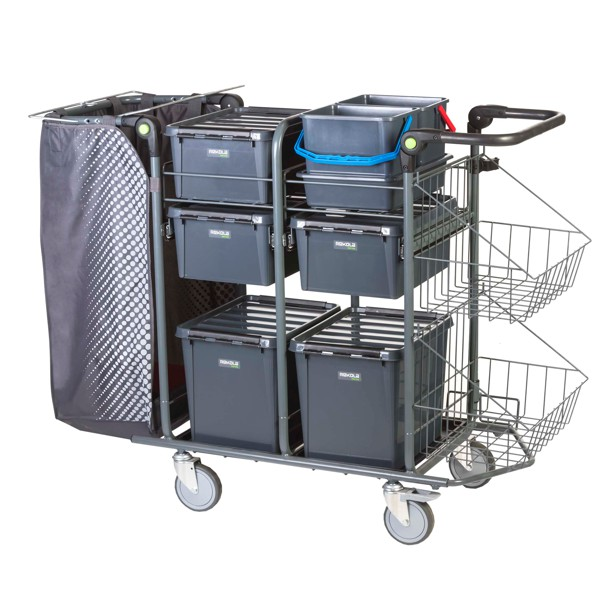 Rekola Motion M3.2 Cleaning trolley
