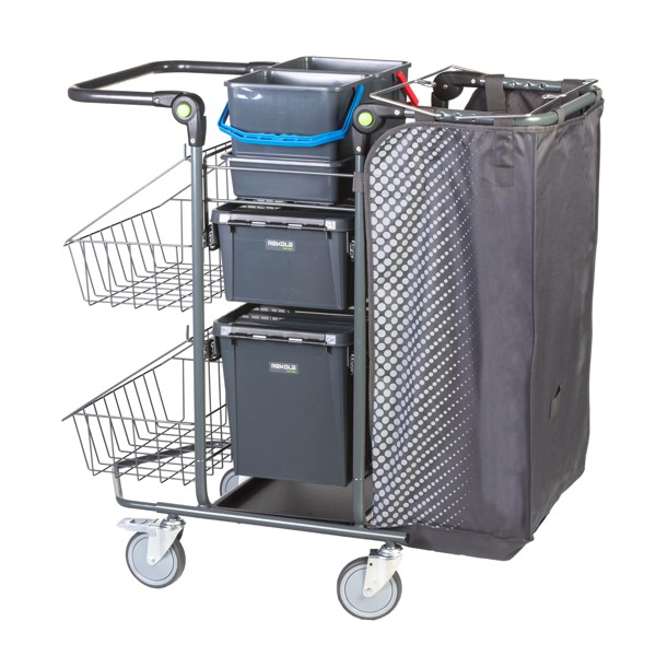 Rekola Motion M2.0.322 Cleaning trolley