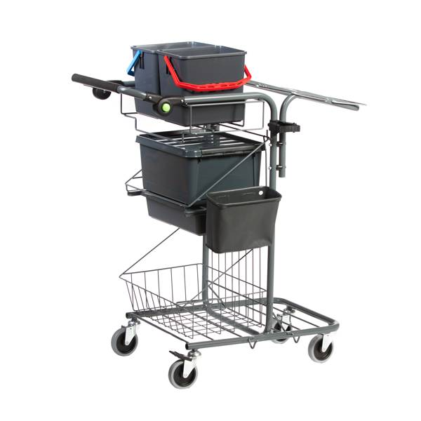 Variations of the Rekola Motion M1.1.00 cleaning trolley