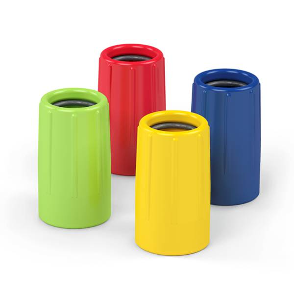 Rekola Reflex hylsor för färgkodning av POWER SQUEEGEE