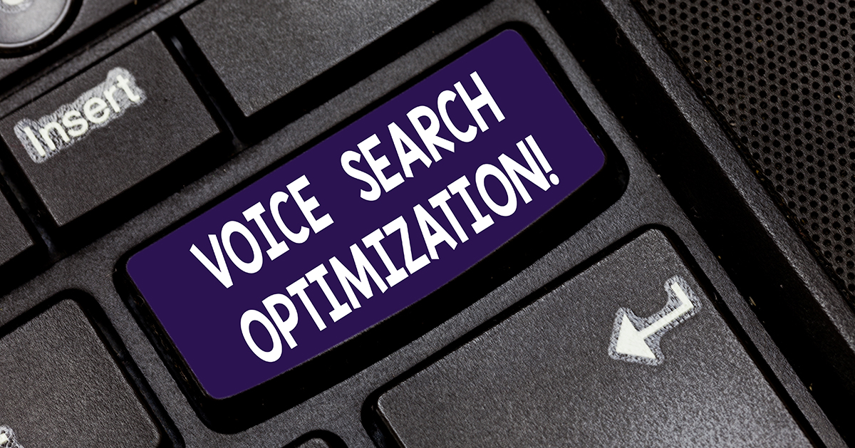 Voice Search Optimization Forbes