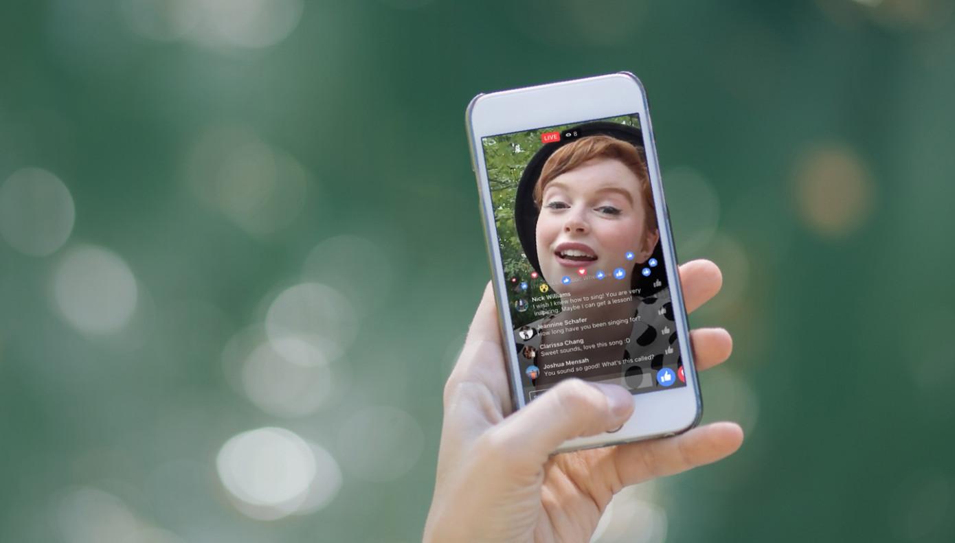 Facebook new video tools