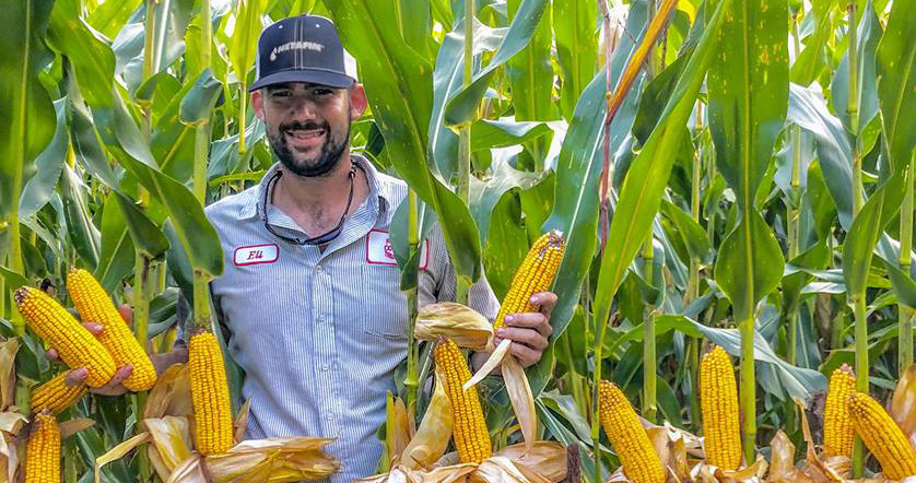 Reaching The Next Generation of Farmers