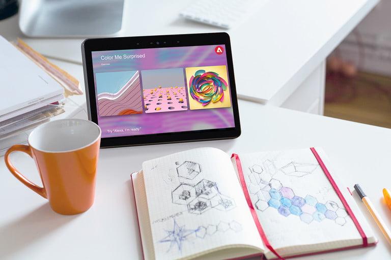 Alexa sparks creativity