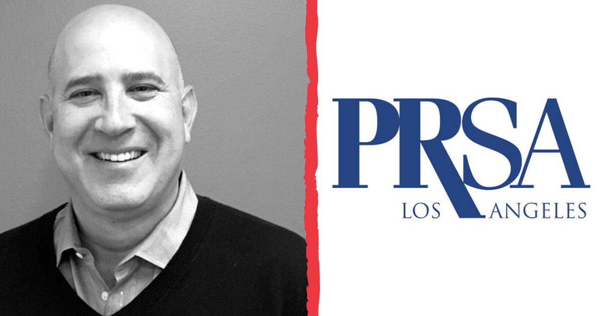 Stefan Pollack PRSA-LA Webinar