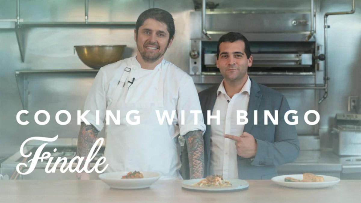 Bingo Blitz's Cooking With Bingo Recipe Contest
