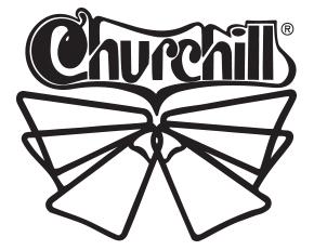 Churchill Fins
