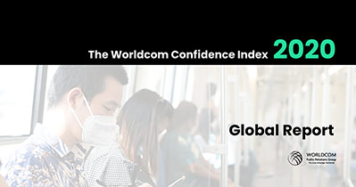 Worldcom Confidence Index global business leaders trends