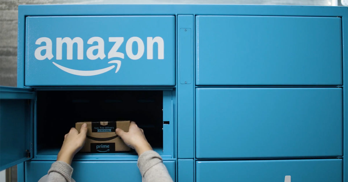 Amazon gift package innovation holiday season