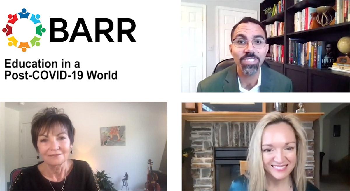 BARR COVID-19 Education Webinar