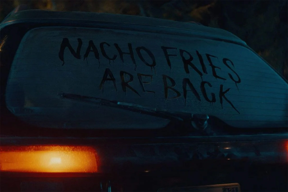 Taco Bell Nacho Fries Movie Trailer Campaign Advertising