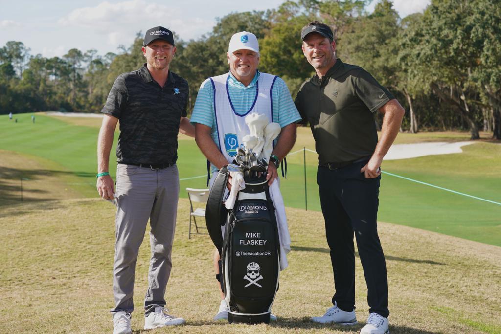 Diamond Resorts Tournament of Champions Mike Flaskey Celebrity Golf Women's Golf