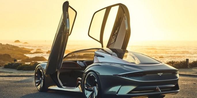 Bentley car 2019