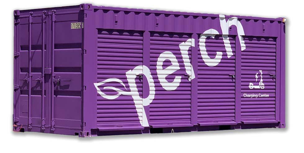 Perch Mobility pod