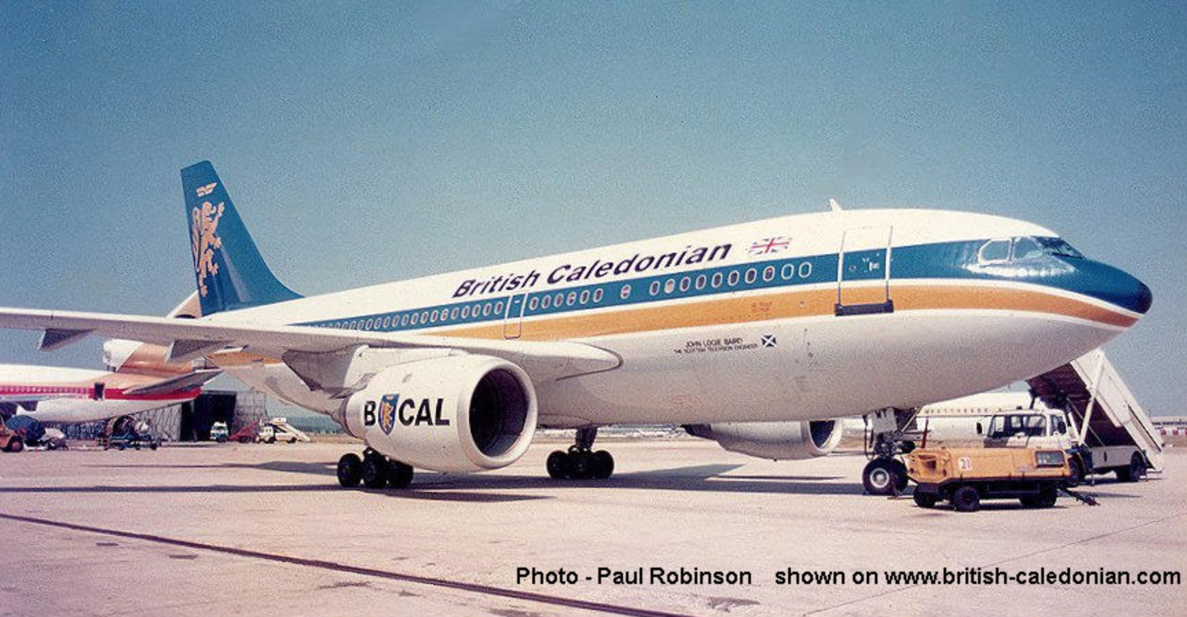 British Caledoniam Airways