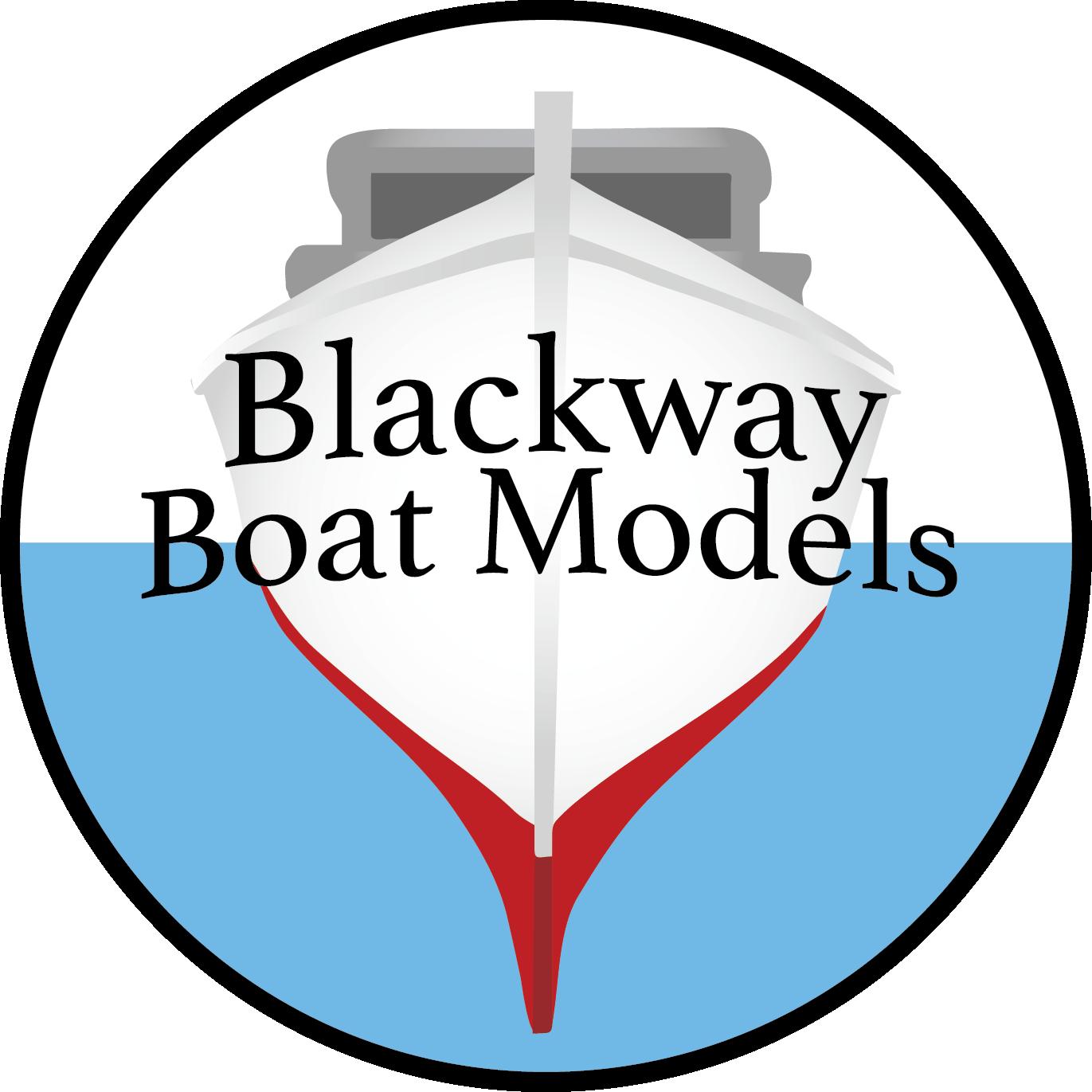 Blackway Boat Models Logo