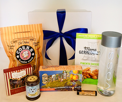 welcome to savannah, georgia, ga, gift baskets georgia, gift basket savannah,