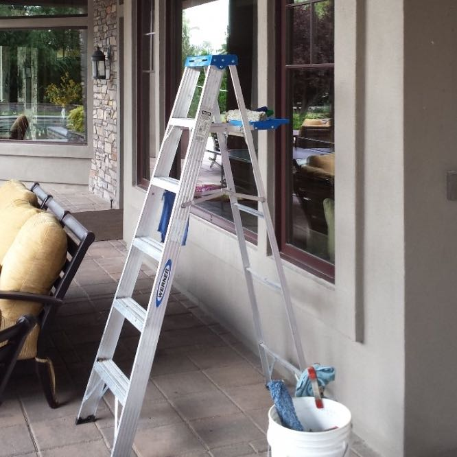 Residential Window Cleaning in Las Vegas