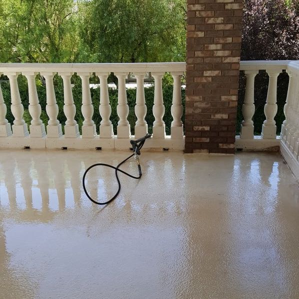 Residential Pressure Washing in Las Vegas