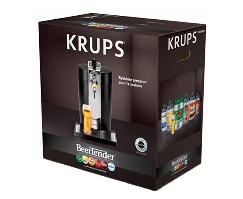 photo emballage Krups VB700800
