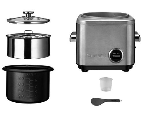 Cuisinart CRC400E + accessoires