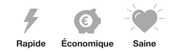 illustration cocotte minute rapide économique saiine