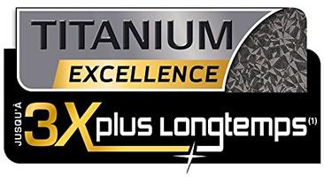 logo titanium excellence