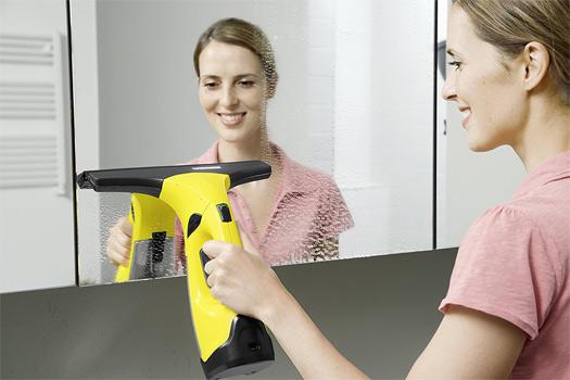 lave vitre facile d'utilisation
