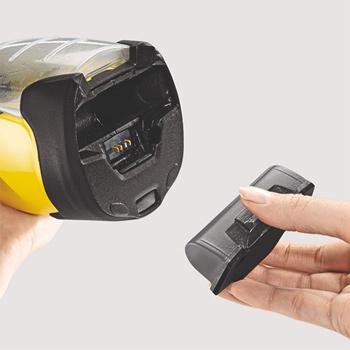 photo batterie amovible Karcher WV5 Premium