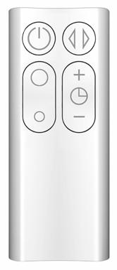 telecommande Dyson AM07