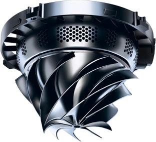 moteur turbine Dyson