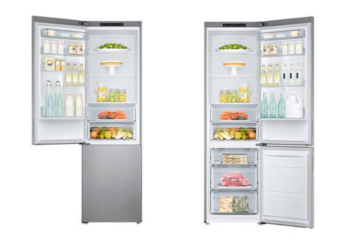 photo ouverture porte refrigerateur