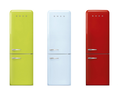 photo refrigerateur smeg